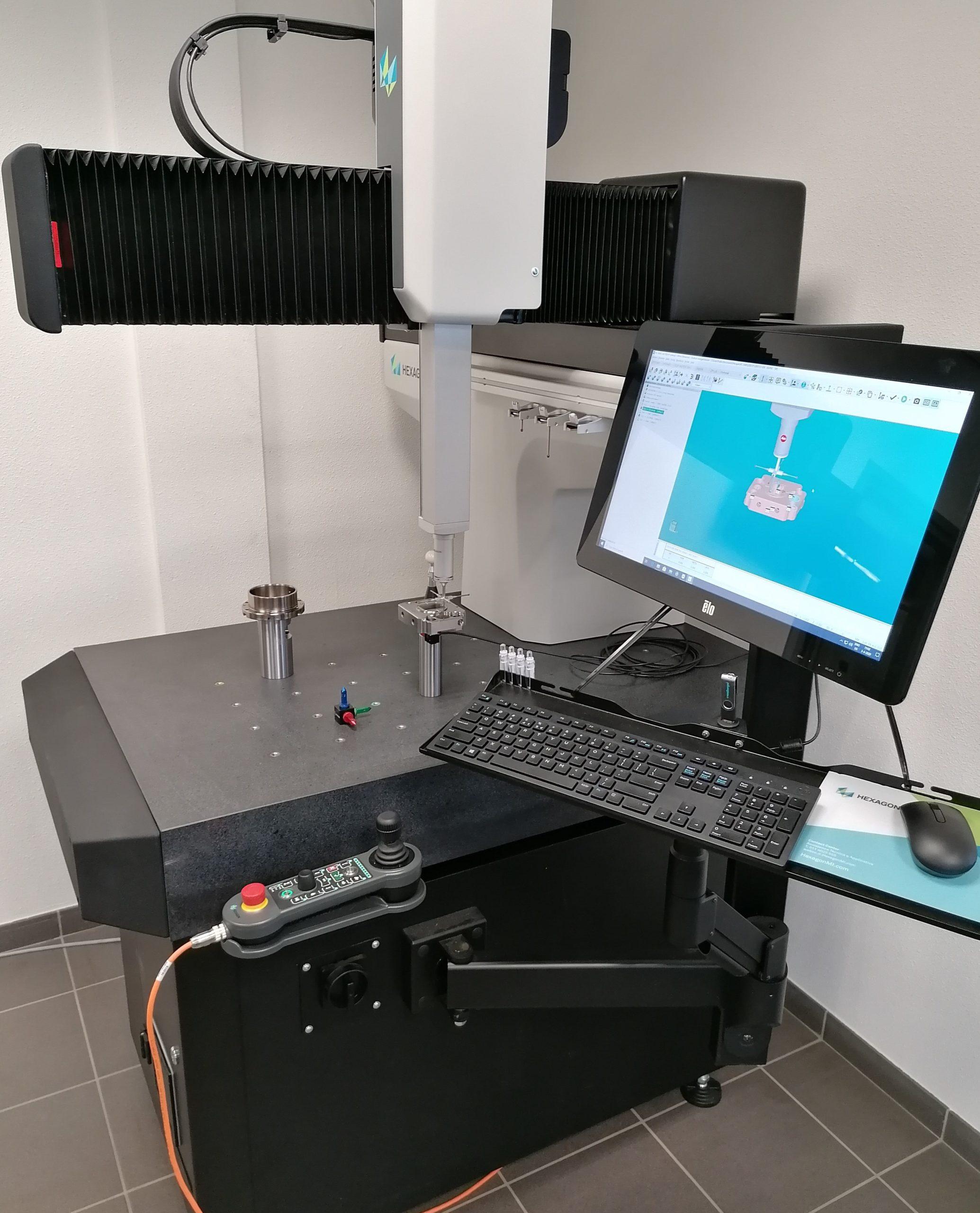 De Hexagon Tigo SF, De 3D Meetmachine Waar We Op Hebben Gewacht!
